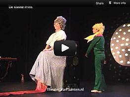 Bekijk De Kleine Prins - video op YouTube - klik hier
