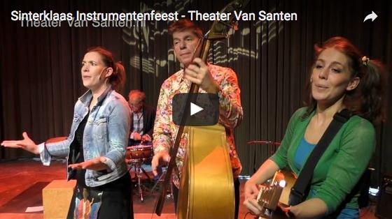 trailer - Sinterklaas Instrumentenfeest
