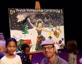 Theater Van Santen in de Rotterdamse Schouwburg 2015
